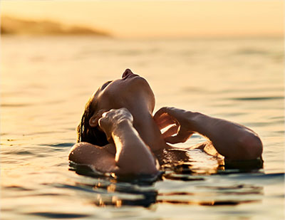 A Broader View of Water's Benefit for Skin Care