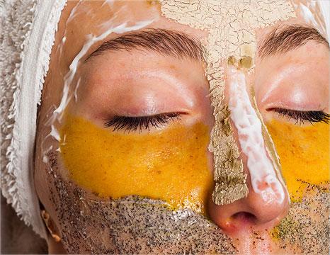 Ingredients for DIY Face Masks