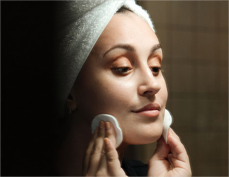 Cleansing Your Face Naturally