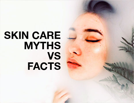 Take this Skin Care Myths vs Fact Quiz